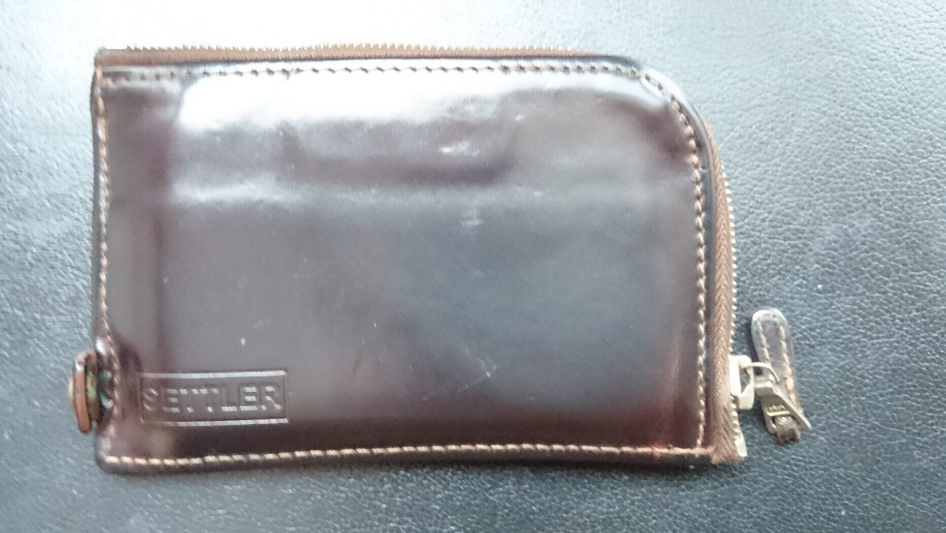 セトラー 財布 革小物 カードケース settler